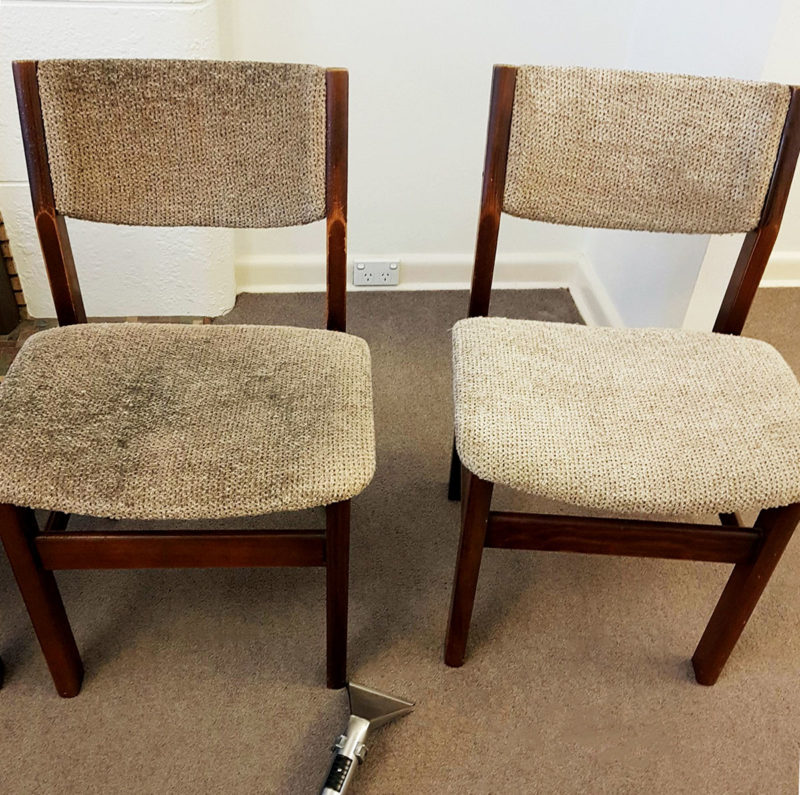 chairs upholstery cleaning