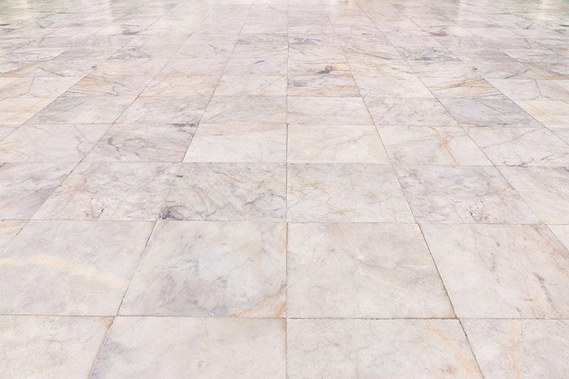 Floor tiles perspective